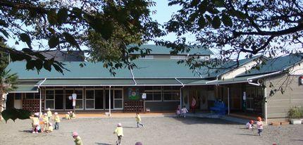 沼袋幼稚園 園舎